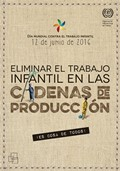 D�a Mundial contra el trabajo infantil el 12 de junio de 2016