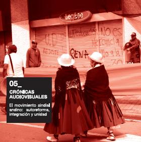 El movimiento sindical andino: autoreforma, integración y unidad