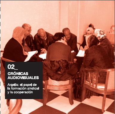 Argelia: el papel de la formación sindical y la cooperación