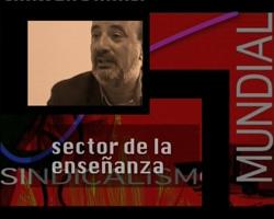 Actuación Sindical Global: Sector de la Enseñanza