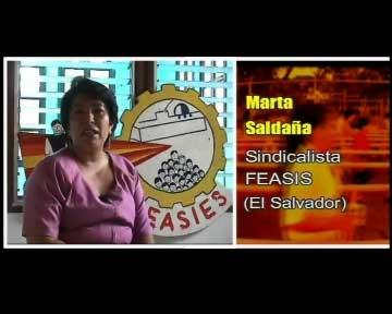 Condiciones de las trabajadoras de las maquilas en El Salvador